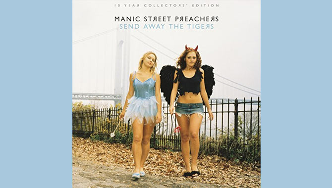 Manic Street Preachers Send Away The Tigers (10 Year Collectors' Edition) Album