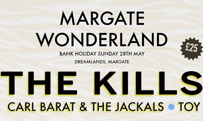 Margate Wonderland Dreamland 2017 Review