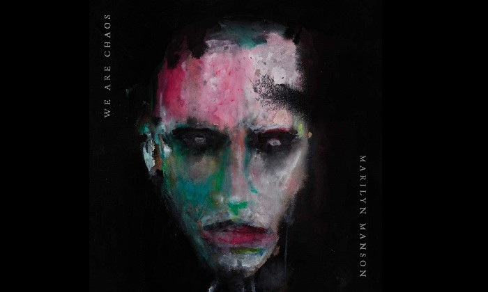 Marilyn Manson WE ARE CHAOS Album