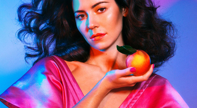 Marina And The Diamonds - Dreamland Pleasure Park, Margate - June 19th 2015 Live Review
