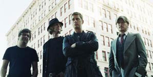 Matchbox Twenty, Manchester Apollo
