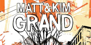 Matt & Kim - Grand Album Review