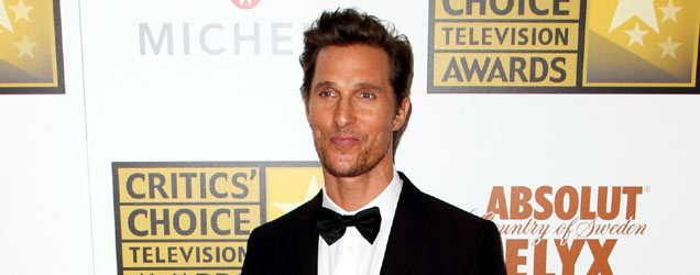 Matthew McConaughey predictably took home the Best Actor