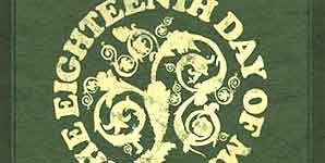 The Eighteenth Of May - The Eighteenth Of May (Out now on Hannibal)