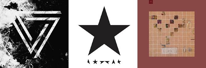 The Black Queen, David Bowie and Touché Amoré