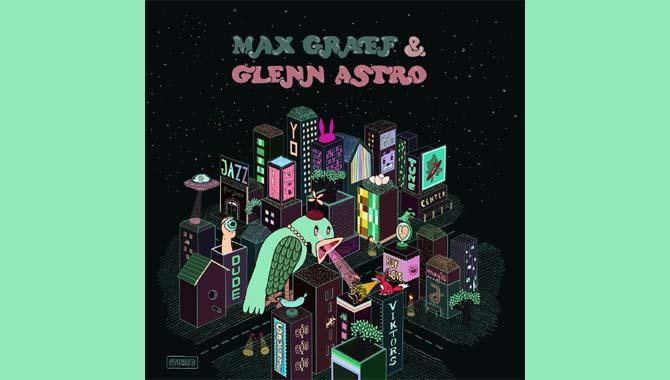 Max Graef - The Yard Work Simulator Album Review