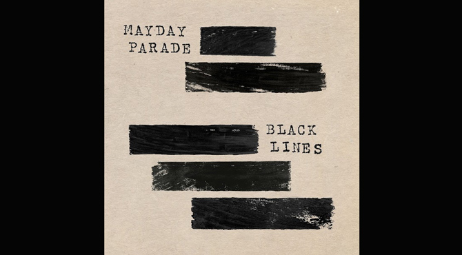Mayday Parade - Black Lines Album Review