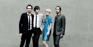 Metric Metric Music International Album