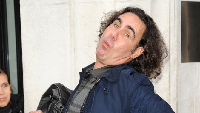 Micky Flanagan - Leicester Square Theatre, 21st January 2017 Live Review