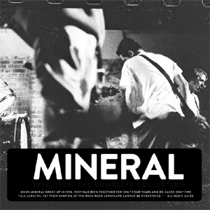Mineral The Power of Falling and Endserenading Reissue Album