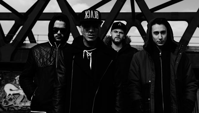 An interview with Modestep
