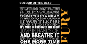 Mojo Fury - Colour of the Bear Single Review