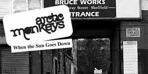 Arctic Monkeys - When The Sun Goes Down Single Review