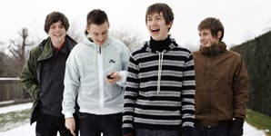 Arctic Monkeys - Supergrass Live Review