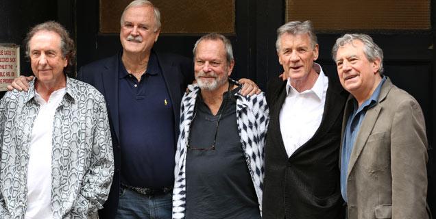 Monty Python are back