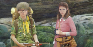 Moonrise Kingdom, Trailer