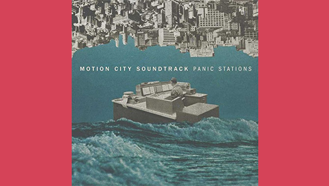 Motion City Soundtrack - Panic Stations Album Review