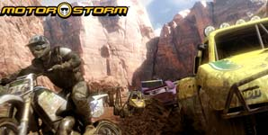 MotorStorm, Review Playstation 3, Sony Entertainment Game Review