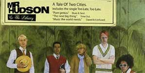 Mr Hudson & The Library - A Tale of Two Cities Album Review