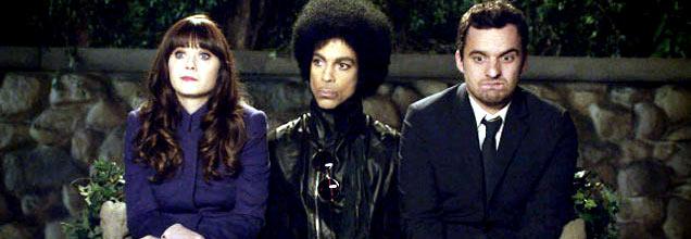Prince on 'New Girl'
