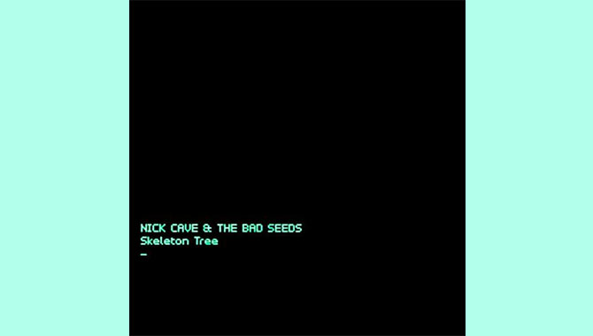 Nick Cave & The Bad Seeds Skeleton Tree Album