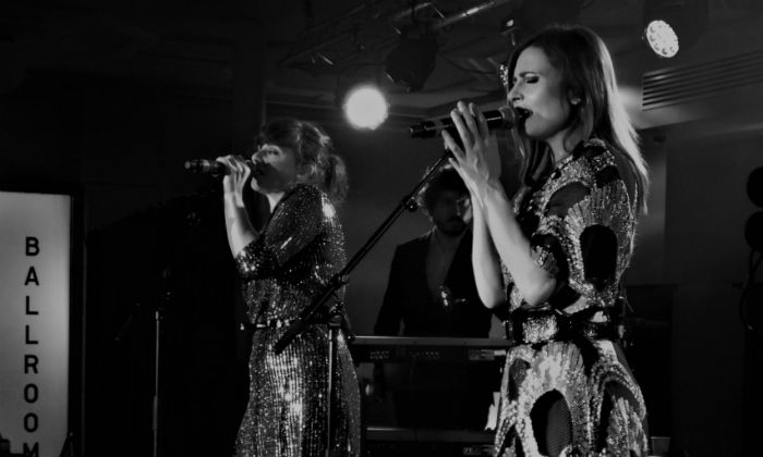 Nouvelle Vague - The Ballroom, Dreamland, Margate 20.04.2019 Live Review