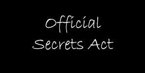 Official Secrets Act - Nottingham Bodega Social