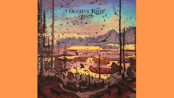 Okkervil River - Away Album Review