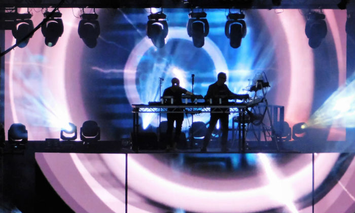 Orbital - Dreamland, Margate, Kent 28.07.2018 Live Review