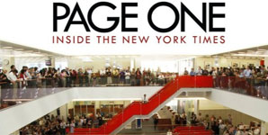 Page One: Inside the New York Times Trailer