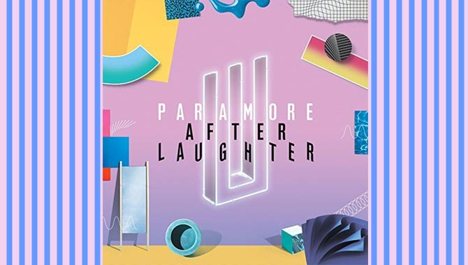 Paramore After Laughter Album