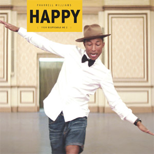 Pharrell Williams - Happy Single Review