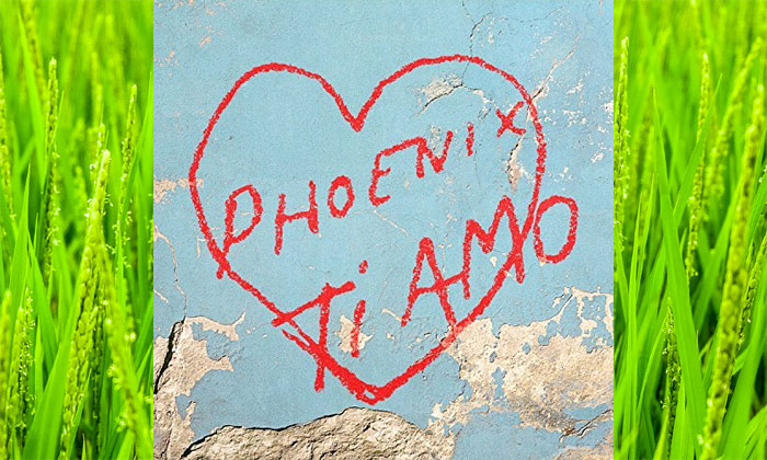 Phoenix - Ti Amo Album Review