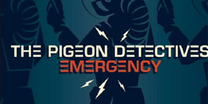 The Pigeon Detectives - Emergency Album Review