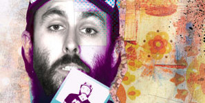 Dan le Sac VS Scroobius Pip - Poetry In (e)-Motion, the illustrated words of Scroobius Pip Book Review Review