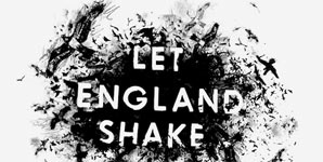 PJ Harvey Let England Shake Album