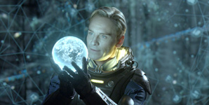 Prometheus, Trailer