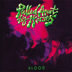 Pulled Apart By Horses - Blood Album Review