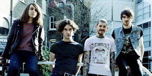 Pulled Apart By Horses - Pulled Apart By Horses Album Review