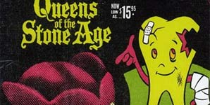 Queens of the Stone Age - 3s & 7s / Christian Brothers