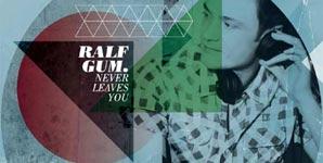 Ralf GUM Never Leaves You Album