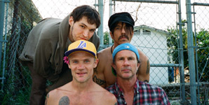 Red Hot Chili Peppers - Manchester MEN Arena November 14, 2011 Live Review