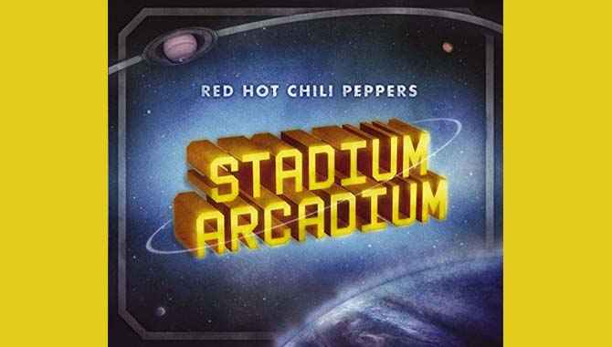 Red Hot Chili Peppers Stadium Arcadium [Anniversary] Album