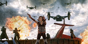 Resident Evil: Retribution - Video