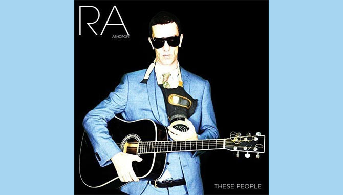 Richard Ashcroft These People Album