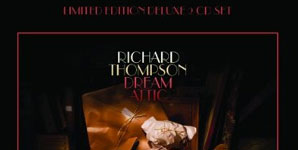 Richard Thompson Dream Attic Album