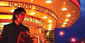 Richard Hawley - with support from Sophie Solomon (Manchester Academy 3) Live Review