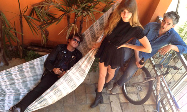Ringo Deathstarr supported by The Telescopes, NAAM,  11th September 2014, Lisboa Sabotage Club Live Review Live Review