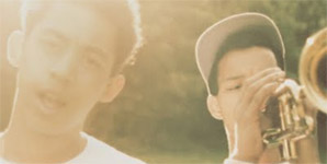 Interview with Rizzle Kicks
