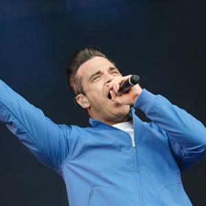 Robbie Williams - Live at the Etihad Stadium, Manchester June 6th 2013
